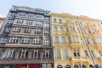 Opletalova Apartment on Wenceslas Square