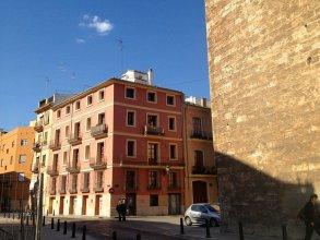 Valencia Flat Rental Central Market
