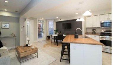 Lovely Washington DC Dupont Circle 2 Bedroom 2 Bathroom Apartment 4 Guests