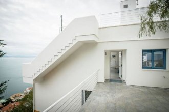 House With 3 Bedrooms in Roses, With Wonderful sea View, Private Pool, Furnished Terrace - 2 km From the Beach