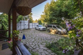 Guest house near airport Sheremetyevo