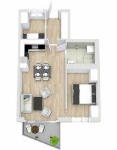 Luxury downtown apartments ap 301