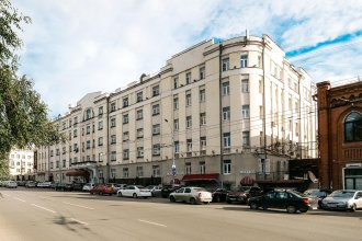 Отель Центральный by USTA Hotels
