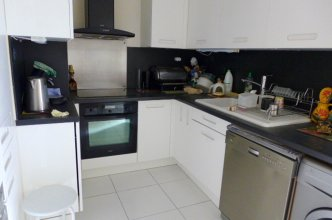Apartment With 2 Bedrooms in Courbevoie, With Furnished Balcony and Wifi