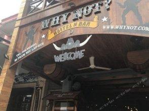 Why Not Hostel n Bar