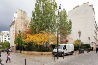 Charming Flat in the Heart of Paris, Ideal for 2 !