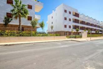 Apartment With 3 Bedrooms in Orihuela, With Wonderful sea View, Shared Pool, Enclosed Garden - 3 km From the Beach