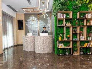 GreenTree Alliance Hotel Shenzhen Futian District Exhibition Center Jingtian Metro Station