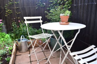 North London Studio With Wifi and Garden
