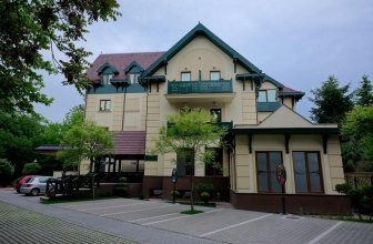 Garni Hotel & Spa Palić Resort