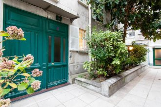 Luxury and Comfort Studio Porte Maillot