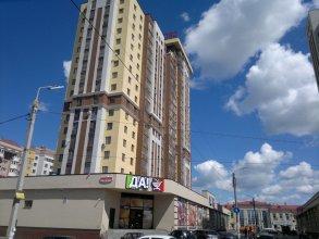 Apartment on Vokzalnaya 55B
