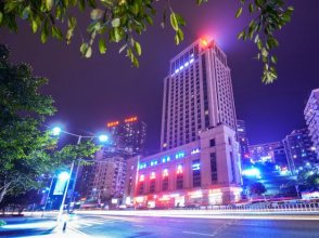 Quieting Hotel (Chongqing Wanzhou Wanda Plaza)