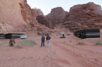 Bedouin Lifestyle Camp