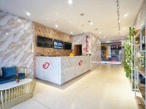 Shell Shanghai Baoshan District  Songbin Road Subway Station Hotel