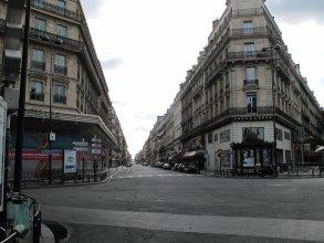 Hôtel Villa Lafayette Paris IX