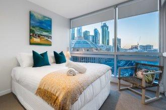 Auguste 2 BDR Melbourne Apartment