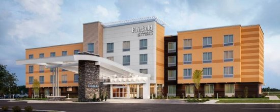 Fairfield Inn & Suites by Marriott Las Vegas Airport South