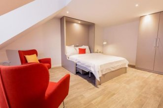 Brera Serviced Apartments Frankfurt City