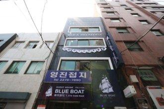 Blueboat Hostel Myeongdong