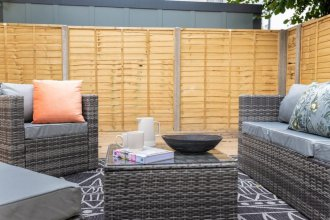 The Brixton Hill - Modern & Bright 2bdr Apartment With Garden
