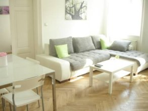 Vienna apartment one Mariannengasse