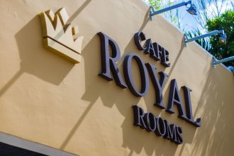 Cafe Royal Rooms