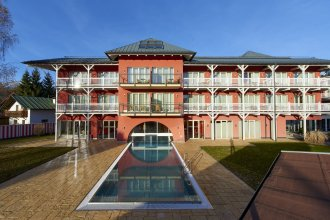 Das Hotel Eden Seefeld