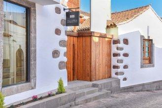 Casa rural con piscina privada en Santa Lucía
