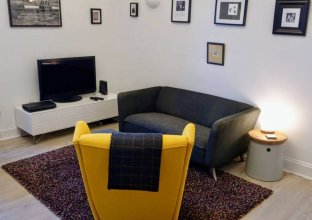 Central Leith 1 Bedroom Flat