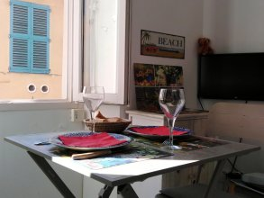 Studio in Cannes, with Wonderful City View And Wifi - 200 M From the Beach