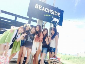 Nenkamminshuku Onjuku Beach Side