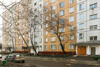 Flats of Moscow Apartment Kustanayskaya