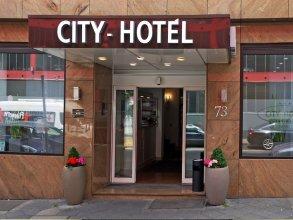 Akzent City Hotel Düsseldorf