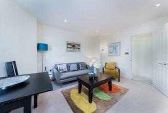 Cozy 2 Bedroom Apartment in Fulham