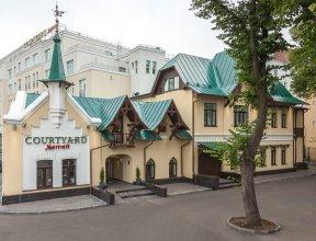 Кортъярд бай Марриотт Нижний Новгород Сити Центр
