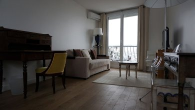 Etoile -2 Piã¨Ces-Vue Panoramique-Paris 16