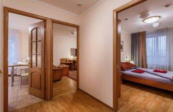 Dvuhkomnatnyie Bizness Klassa Apartments