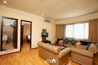 Hotspot at Jhamel 1BHK Apartment