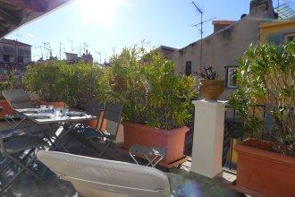 Terrasse De Babette Ap4122