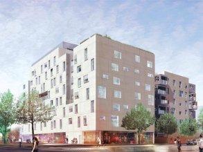 Residhome Appart Hotel Paris Issy-Les-Moulineaux