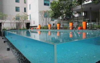 1BR Mercu Summer Suites By Fervent