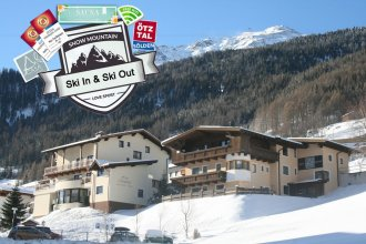 A Casa Juwel - Ski In And Out Appartements