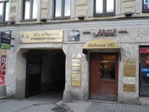 Жилое помещение Юлана на Невском