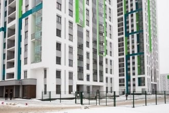 Апартаменты «Этажидейли на Циолковского-Авиации»