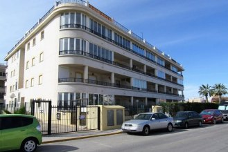 Apartment With 2 Bedrooms in Orihuela, With Pool Access, Furnished Ter