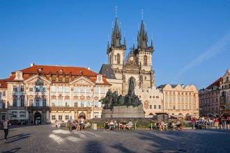 Gorgeous Prague Rooms