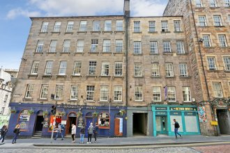 World's End Historic 2 bed Royal Mile