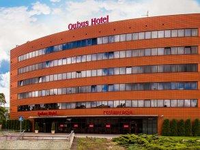Отель Qubus Lodz