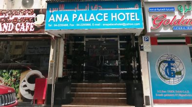 Ana Palace Hotel